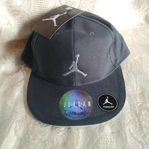 New W Tag Kids Toddler Jordan Hat Cap 0e33d44de64